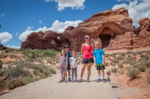 A quick trip to Arches National Park.