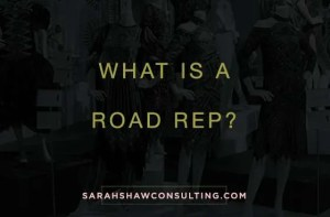 what is a road rep