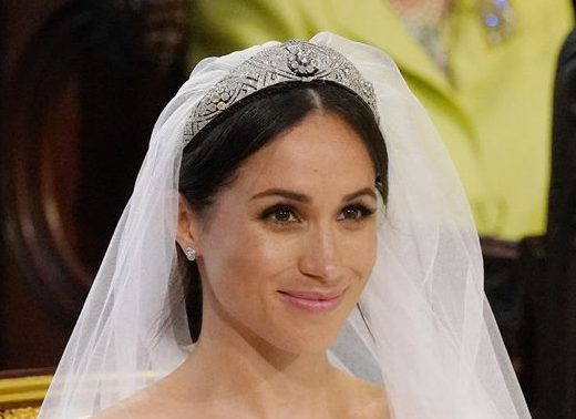 How to Meghan Markle's Royal Wedding Makeup Look