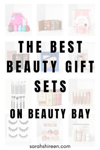 best beauty gift sets on beauty bay