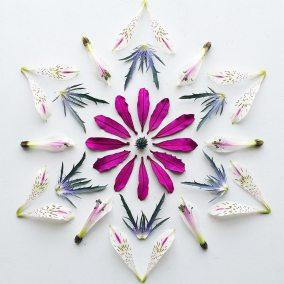 Snowflake Mandala
