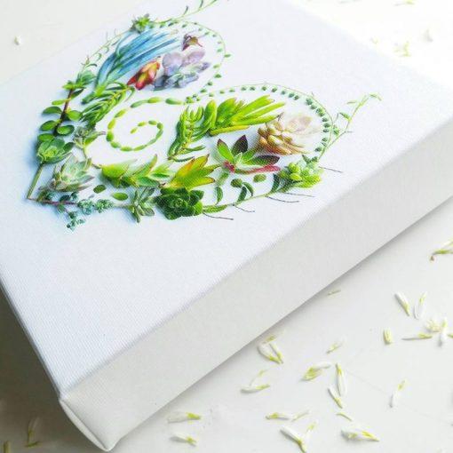 succulent-heart-canvas