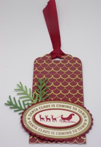 Pretty Pines Luxe Tag