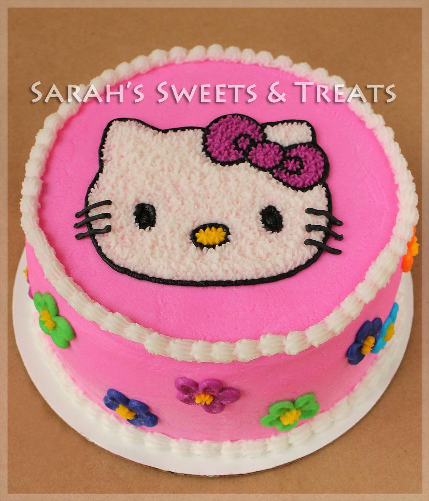 Spring Bug Cupcakes Amp Hello Kitty Cake Sarah S Sweets