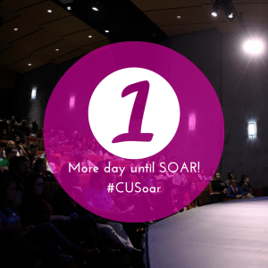 One more day until SOAR