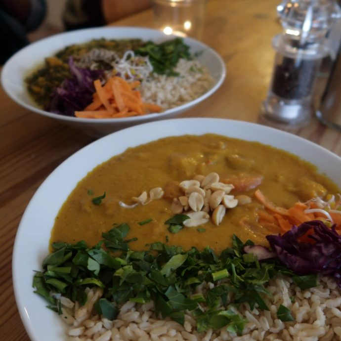HappenPappen: Vegan Restaurant in Hamburg