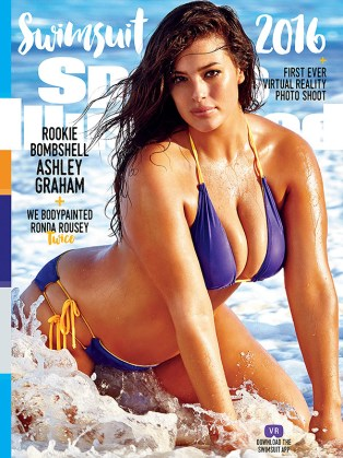 Ashley Graham SI Cover