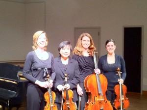 hill street quartet
