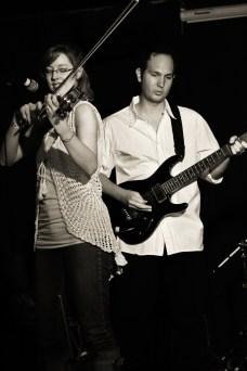 Sarah and John
