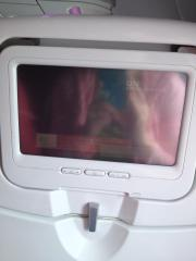 My first experience flying Virgin America... VERY nice!