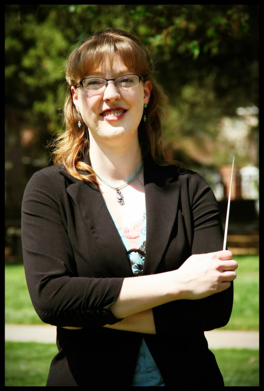 Conductor Sarah