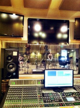 Book of I Recording Sessions