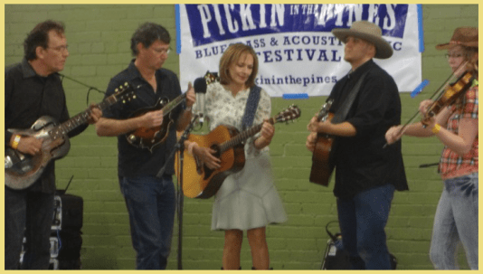 Pickin'in the pines 3