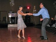 dancing at the 50th
