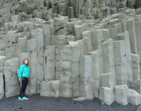 Really excited about this awesome columnar jointing!