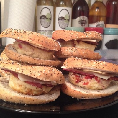 {Recipe} Make Ahead Breakfast Sandwiches