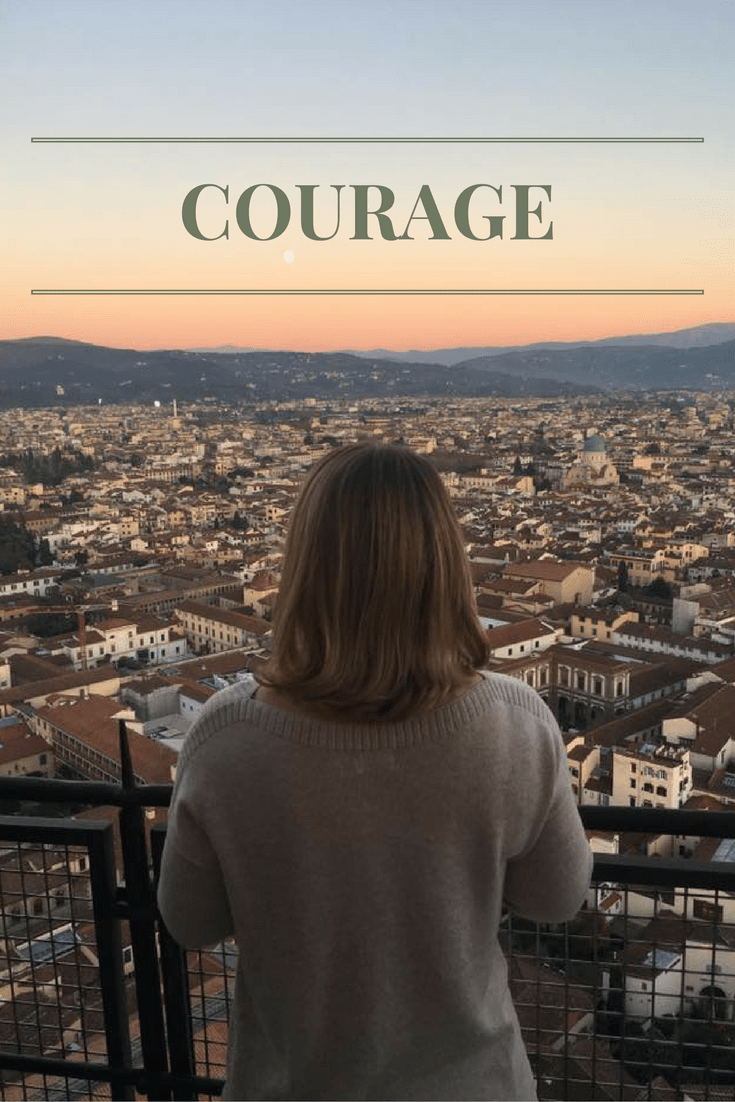 Sarah Wyland - Courage