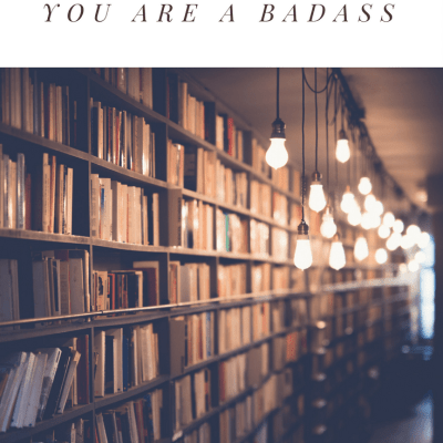 Book Review: You Are A Badass