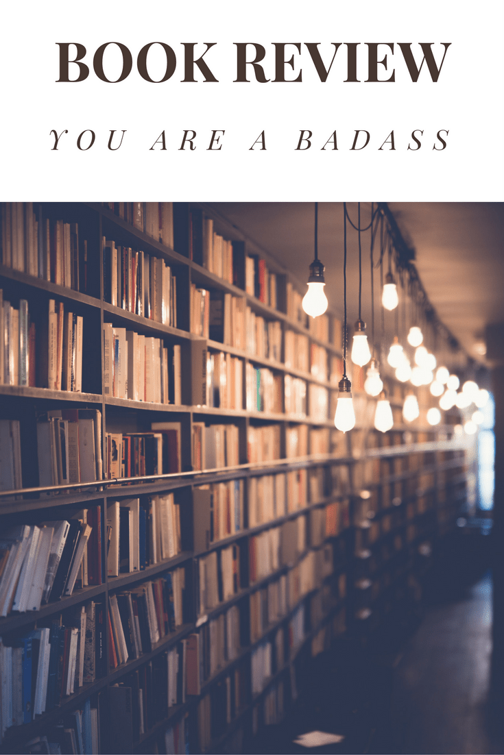 Book Review - You Are A Badass