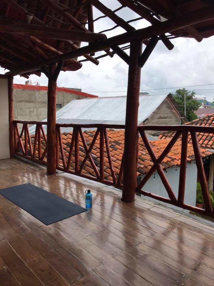 Yoga in San Juan del Sur