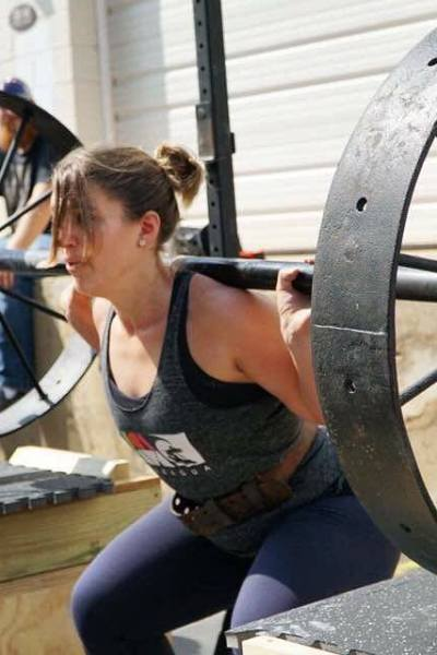 My First Strongman Competition
