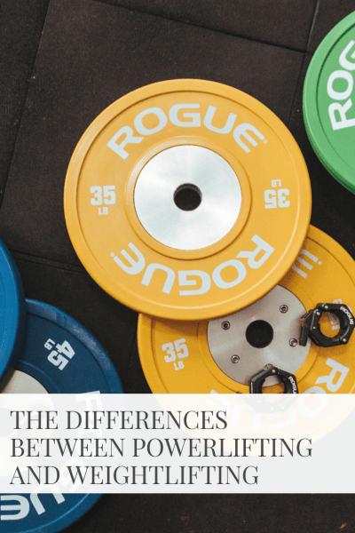 The Differences Between Powerlifting and Weightlifting | Sarah Wyland