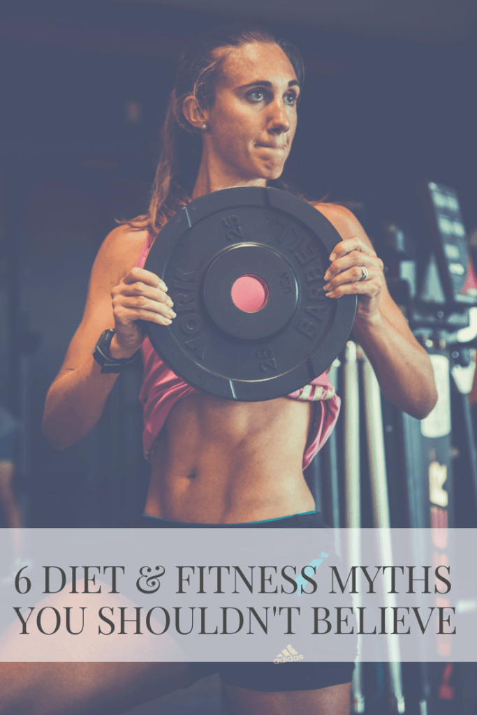 6 Diet and Fitness Myths You Shouldn't Believe | Sarah Wyland