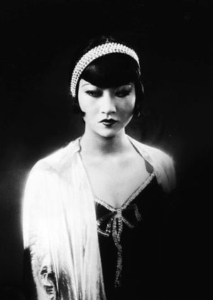 Susie (Anna May Wong) 1