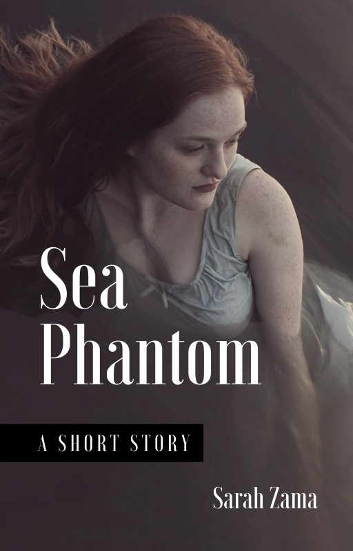 SEA PHANTOM by Sarah Zama - A historical fantasy short story set in 1920s Milan