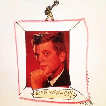 Elvis-Kennedy-Celebrity-Portrait-Collage