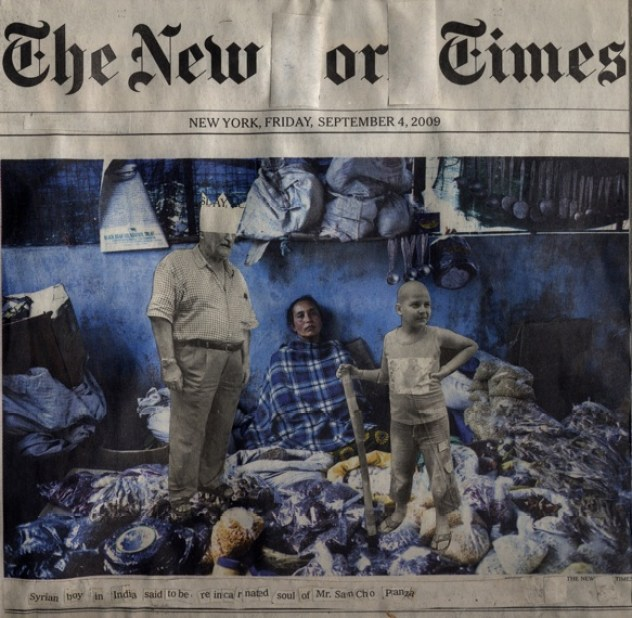 The New Or Times Sarah Zar collage
