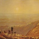 Moonlight Hunters on Mount Mansfield