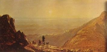 Moonlight Hunters on Mount Mansfield