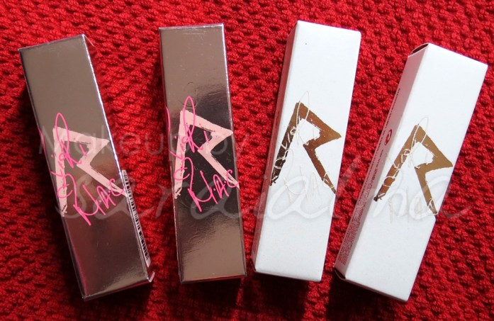 labiales de MAC riri hearts mac fall