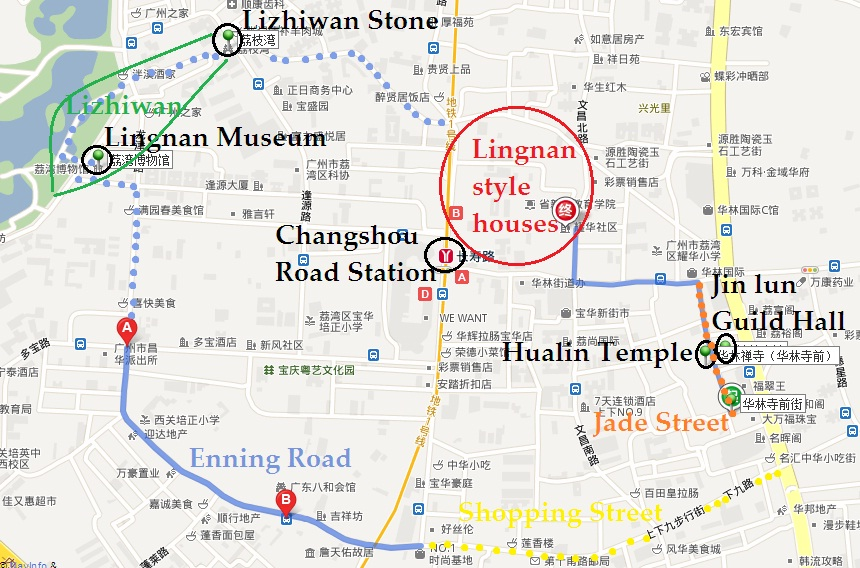 Getting To Know Guangzhou Tourist Guide to Xiguan Area Living A