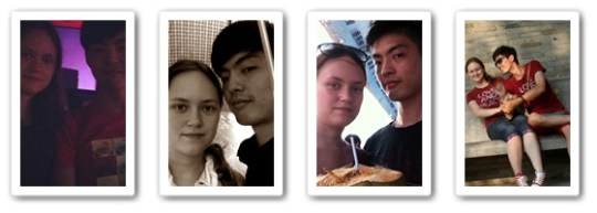 finnish chinese love story