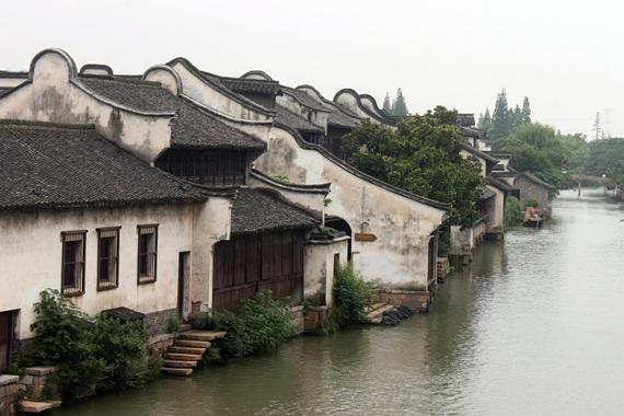 Wuzhen Zhejiang Travel