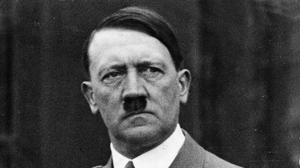 Hitler Eltern