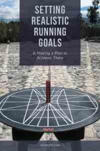 Setting Realistic Race Goals