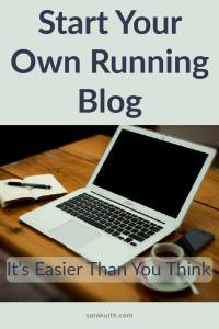 Start Own Running Blog