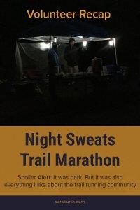 Night Sweats Marathon