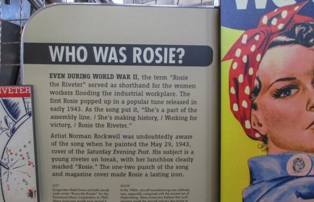 Who Was Rosie