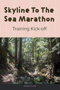 Skyline to the sea marathon kick off