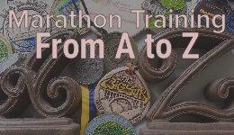 Marathon Training A to Z