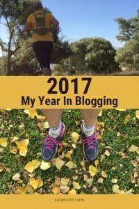 2017 My Year In Blogging