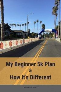First 5k Plan