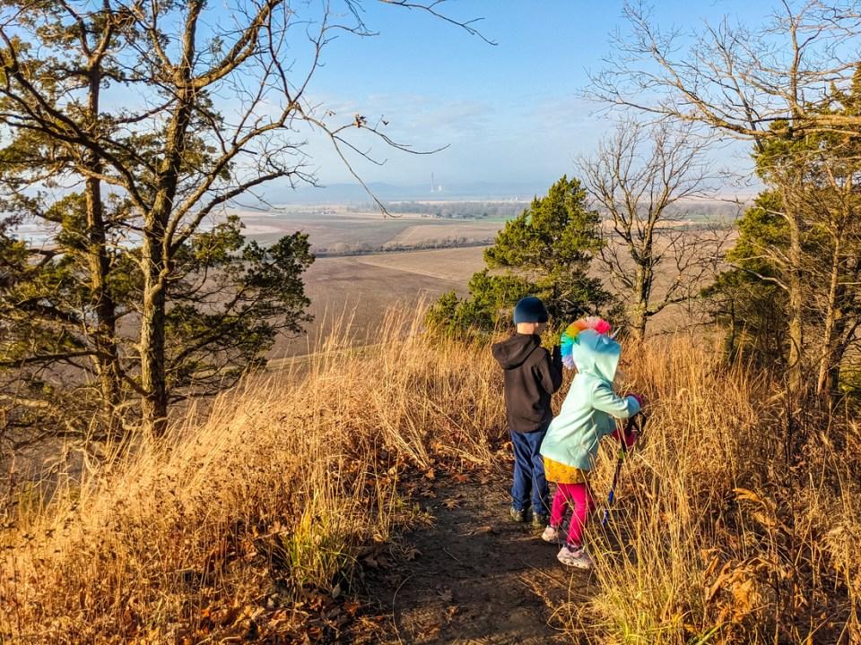 Fults Hill Prairie view