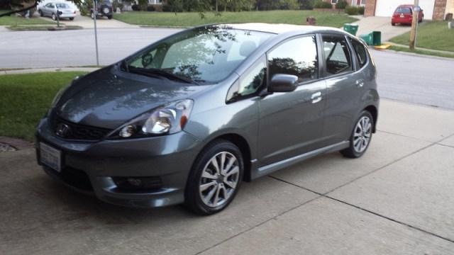 Sara L.: 2012 Honda Fit &emdash;