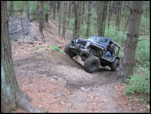Sara L.: 6th Off-Road Trip Interlake SRA 3-12-12 &emdash;