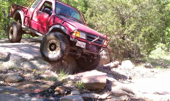 Sara L.: 7th Off-Road Trip Washita MX 4-21-12 &emdash;